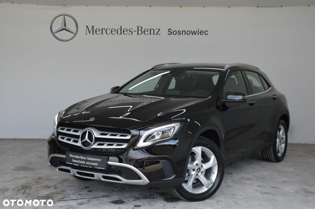 Mercedes-Benz GLA d 1.5 109KM Pakiet Urban - 1