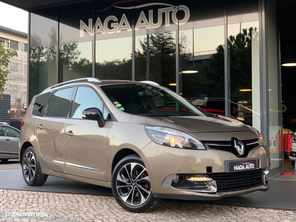 Renault Grand Scénic BOSE Edition - 1