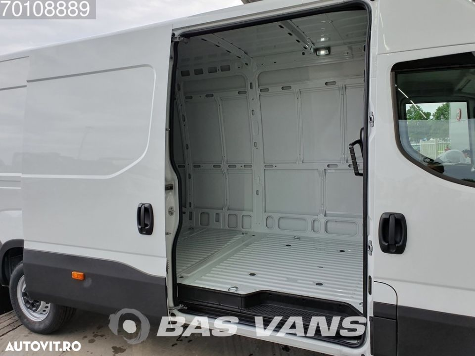 Iveco Daily 35S16 160PK Nieuw 3 Zits Cruise Control L3H2 16m3 Airco Cruise - 9