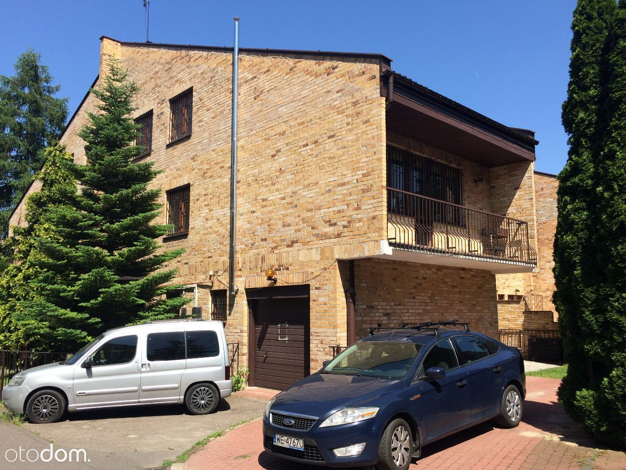 5 Pokoje Dom Na Wynajem Warszawa Praga Południe Saska Kępa 54324280 Wwwotodompl