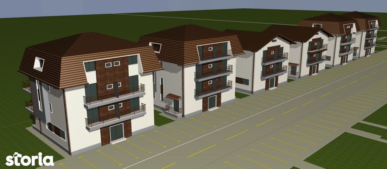 Apartament de vanzare, Ilfov (judet), Strada Leordeni - Foto 4