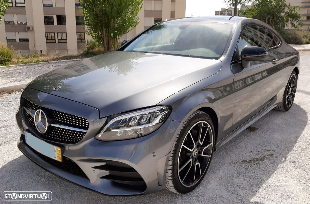 Mercedes-Benz C 200 Facelift AMG LINE (EQ Power) - 1