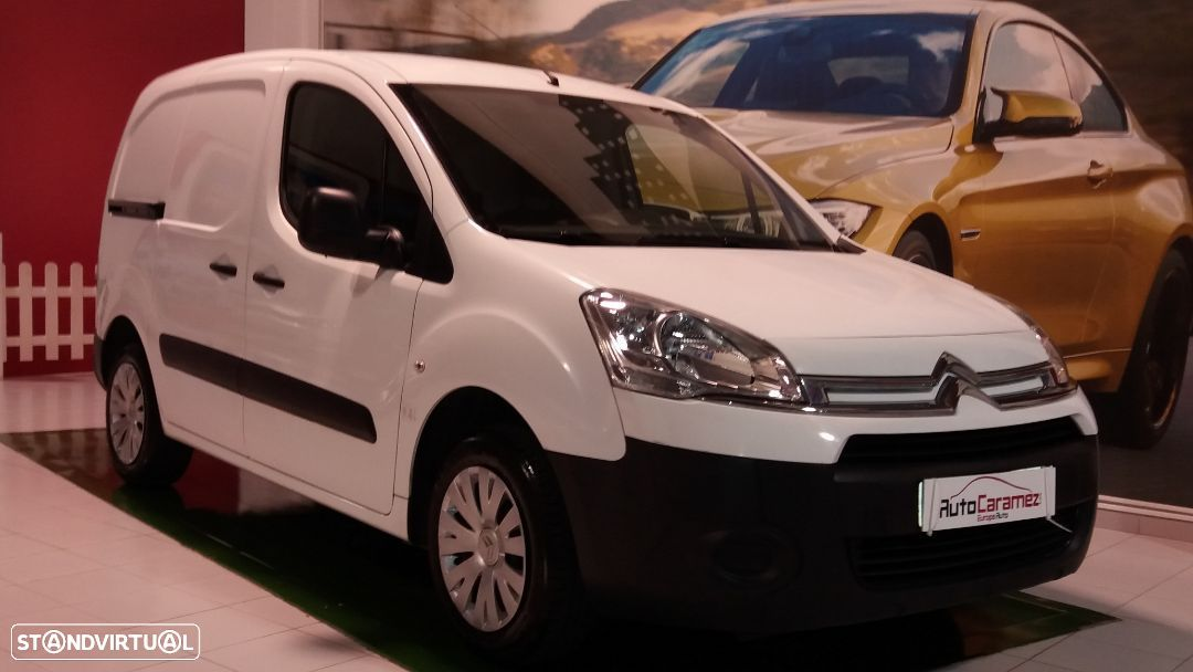 Citroën Berlingo 1.6 Hdi 3L - 2