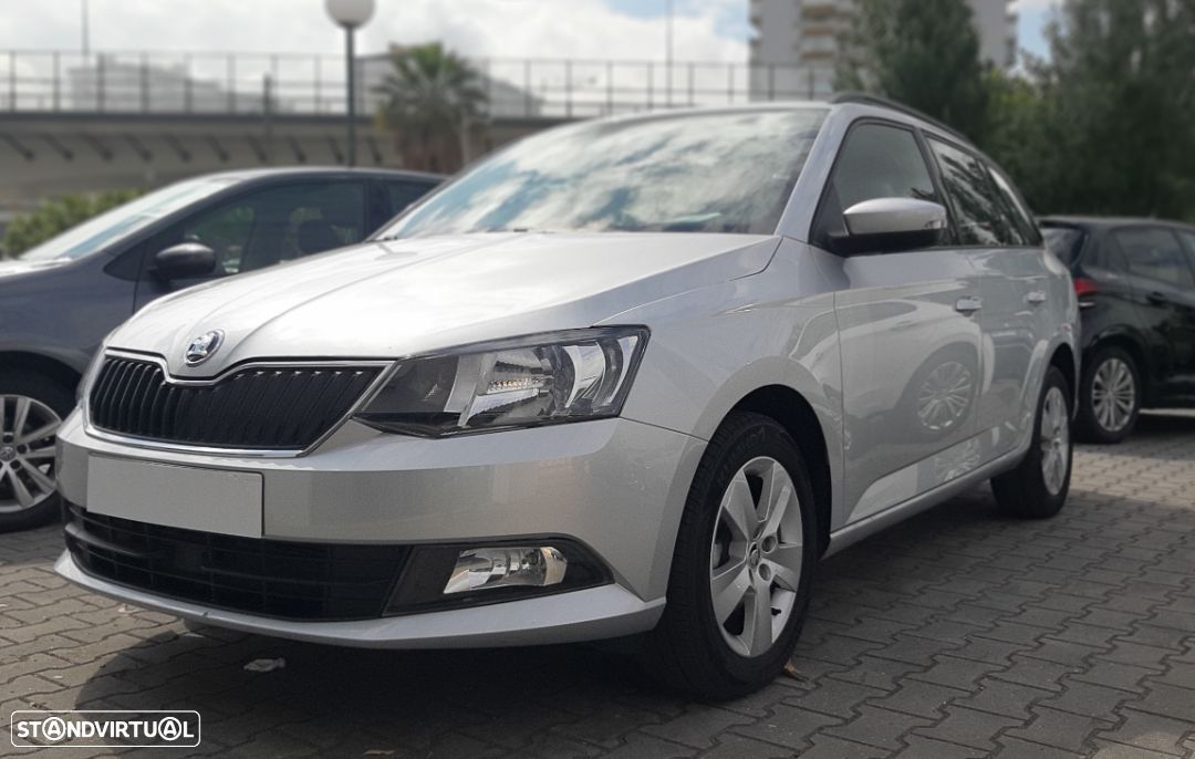 Skoda Fabia 1.0 TSI Break Active - 7