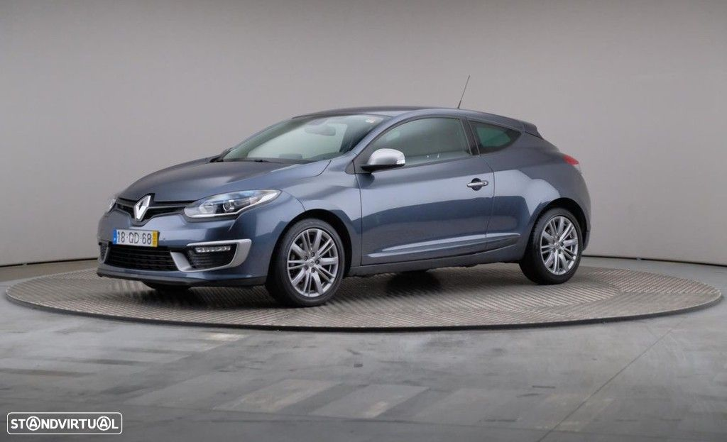 Renault Mégane Coupe 1.6 dCi GT Line SS - 1