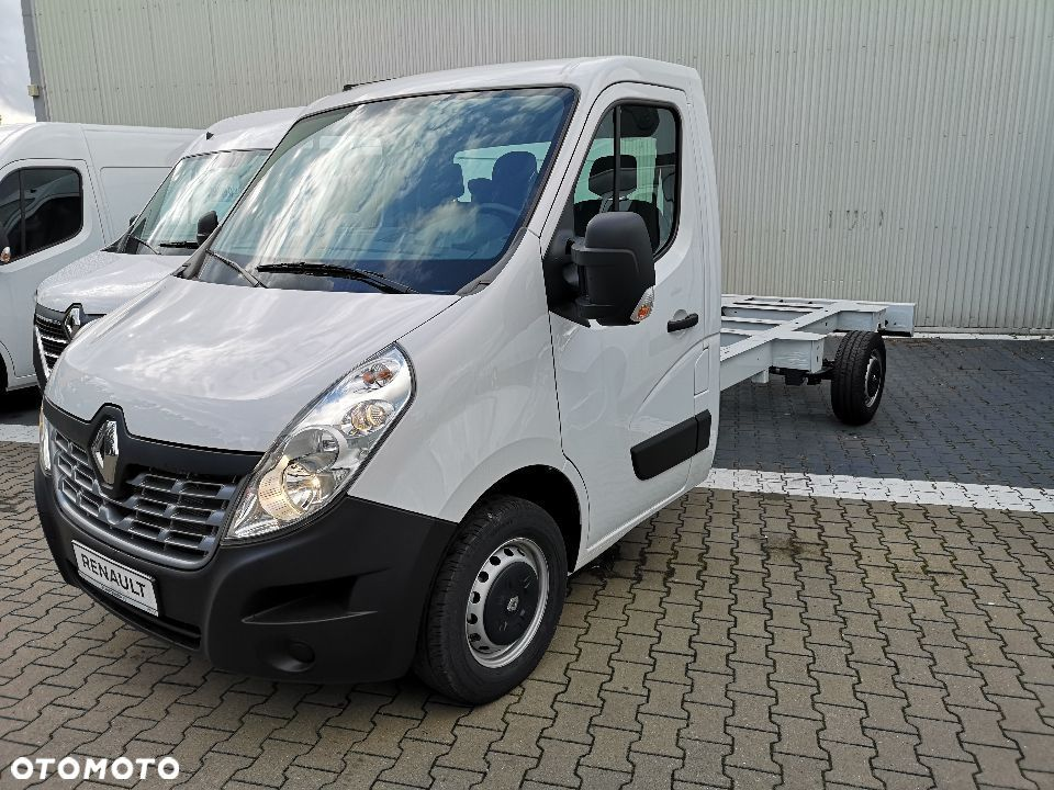 Renault MASTER TO  Renault Master Podwozie FWD Pack Clim 2,3, 170KM 3,5t L3 - 10
