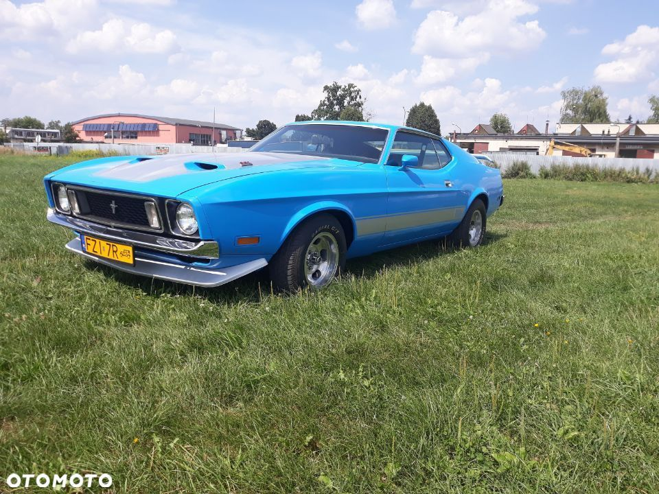 Ford Mustang Mustang Mach 1 351 - 1