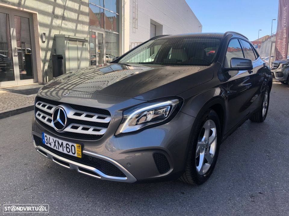 Mercedes-Benz GLA 200 D Urban - 1