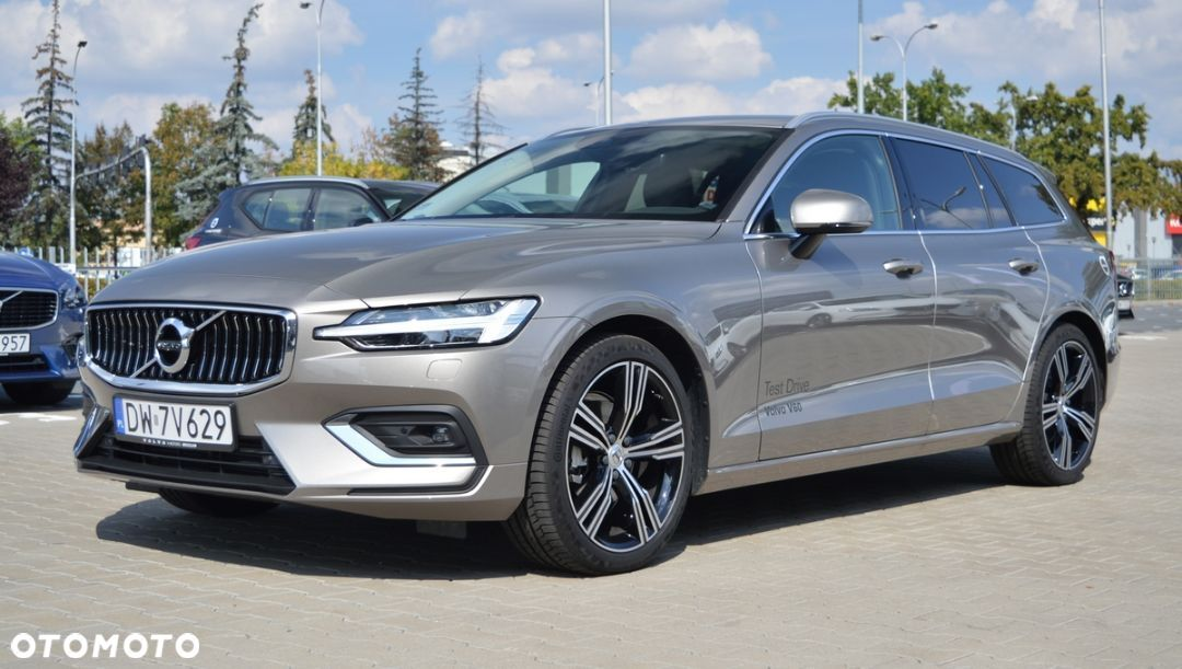 Volvo V60 Inscription D4 *Panorama*HeadUp*BLIS* Dealer Volvo V motors* - 1