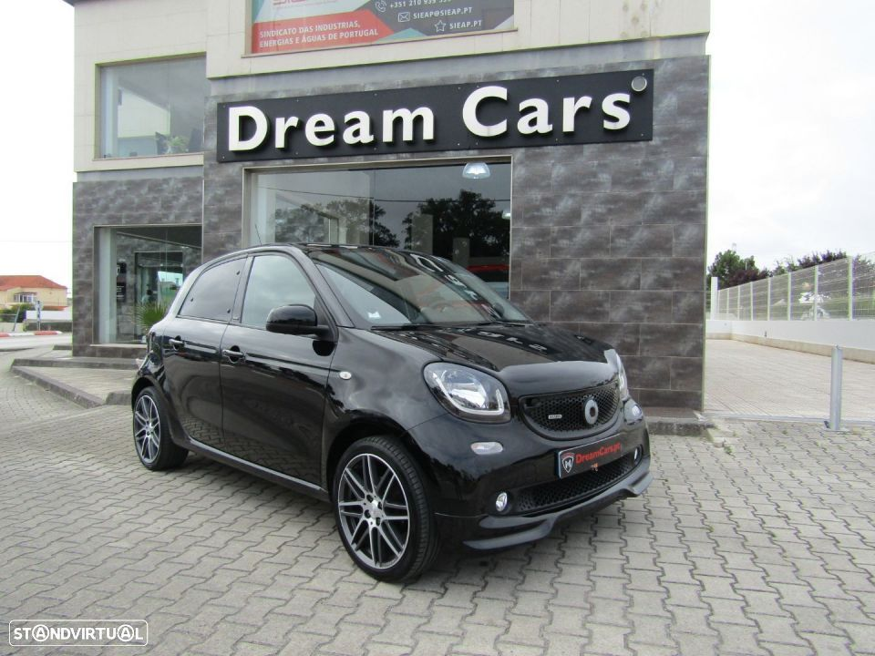 Smart ForFour Brabus Exclusive - 1
