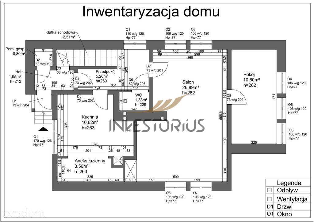 Dom na sprzedaż, Warszawa, Stare Bielany - Foto 8