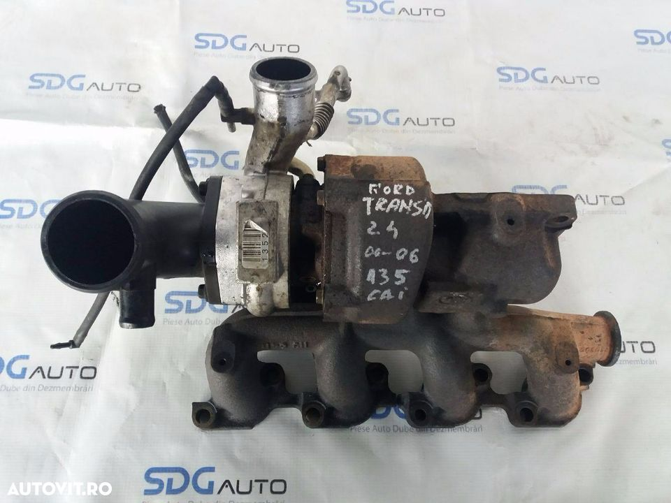 Turbina-Ford Transit 2.4 an 2000-2006 - 2