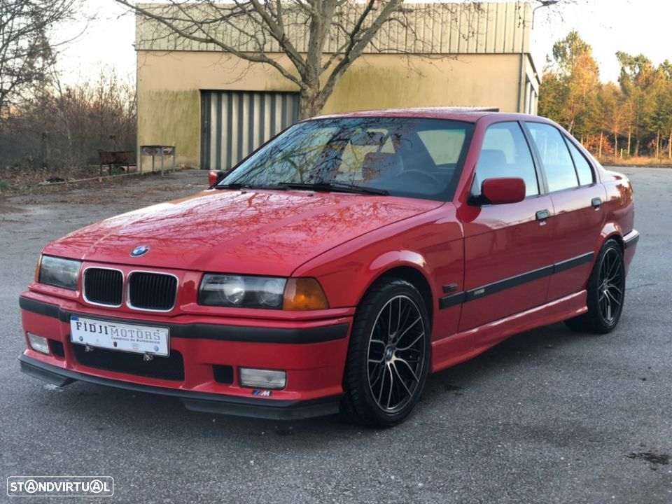 BMW 318 IS KIT M LIMITED EDITION ( desconto de 950€ ) - 1