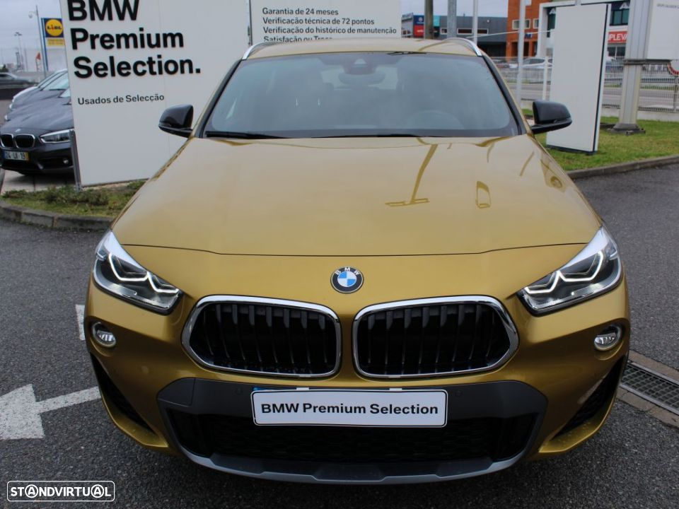 BMW X2 xDrive20d Auto Pack M - 2