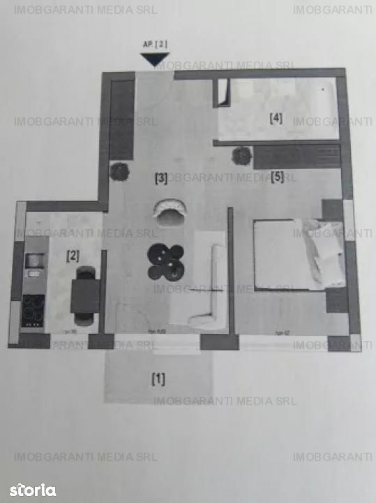 Apartament de vanzare, Cluj (judet), Strada Nădășel - Foto 1