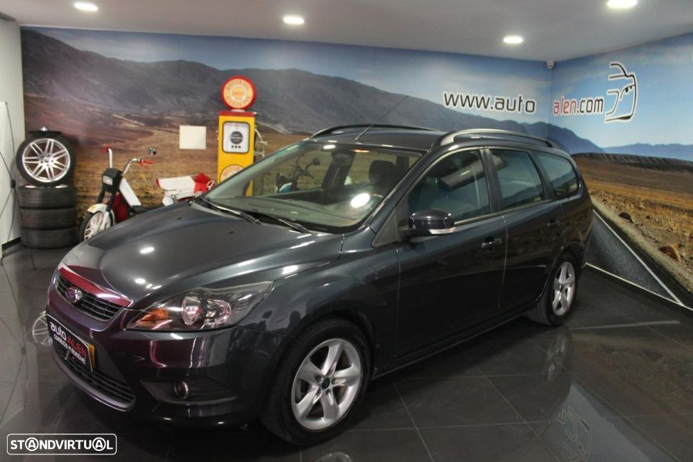 Ford Focus SW 1.6 TDCi Trend - 1