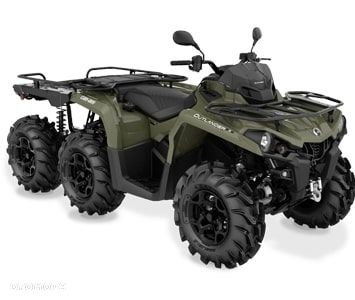Can-Am Outlander 6X6 450 PRO+ T Model 2019 - 1