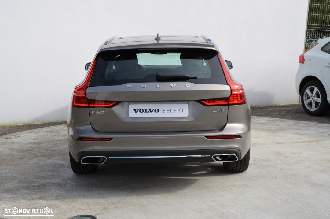 Volvo V60 D4 Inscription Geartronic - 5