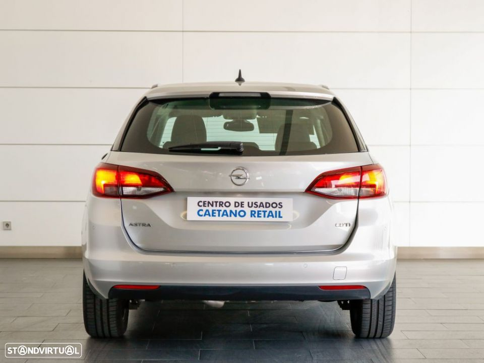 Opel Astra Sports Tourer 1.6 Turbo D 110cv S/S Edition - 4