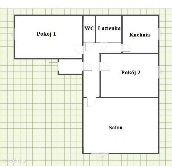 Mieszkanie na sprzedaż, Brzeszcze, oświęcimski, małopolskie - Foto 13