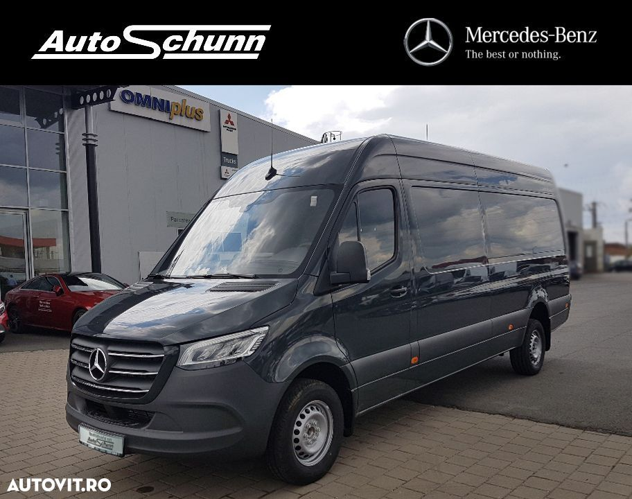 Mercedes-Benz Sprinter 319 CDI Lung - 27