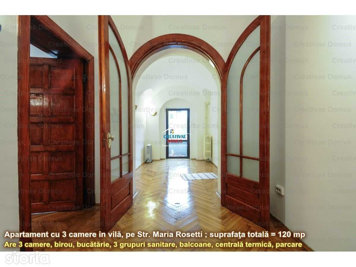 Apartament de inchiriat, București (judet), Strada Maria Rosetti - Foto 6