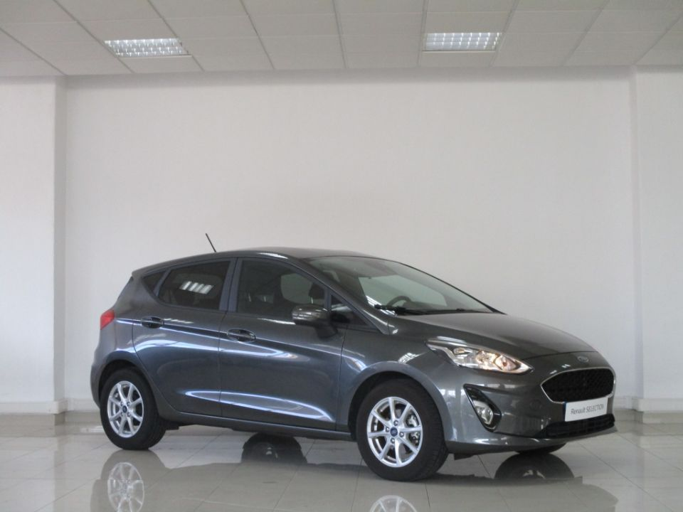 Ford Fiesta 1.1 Business Ti-VCT 85 Cv