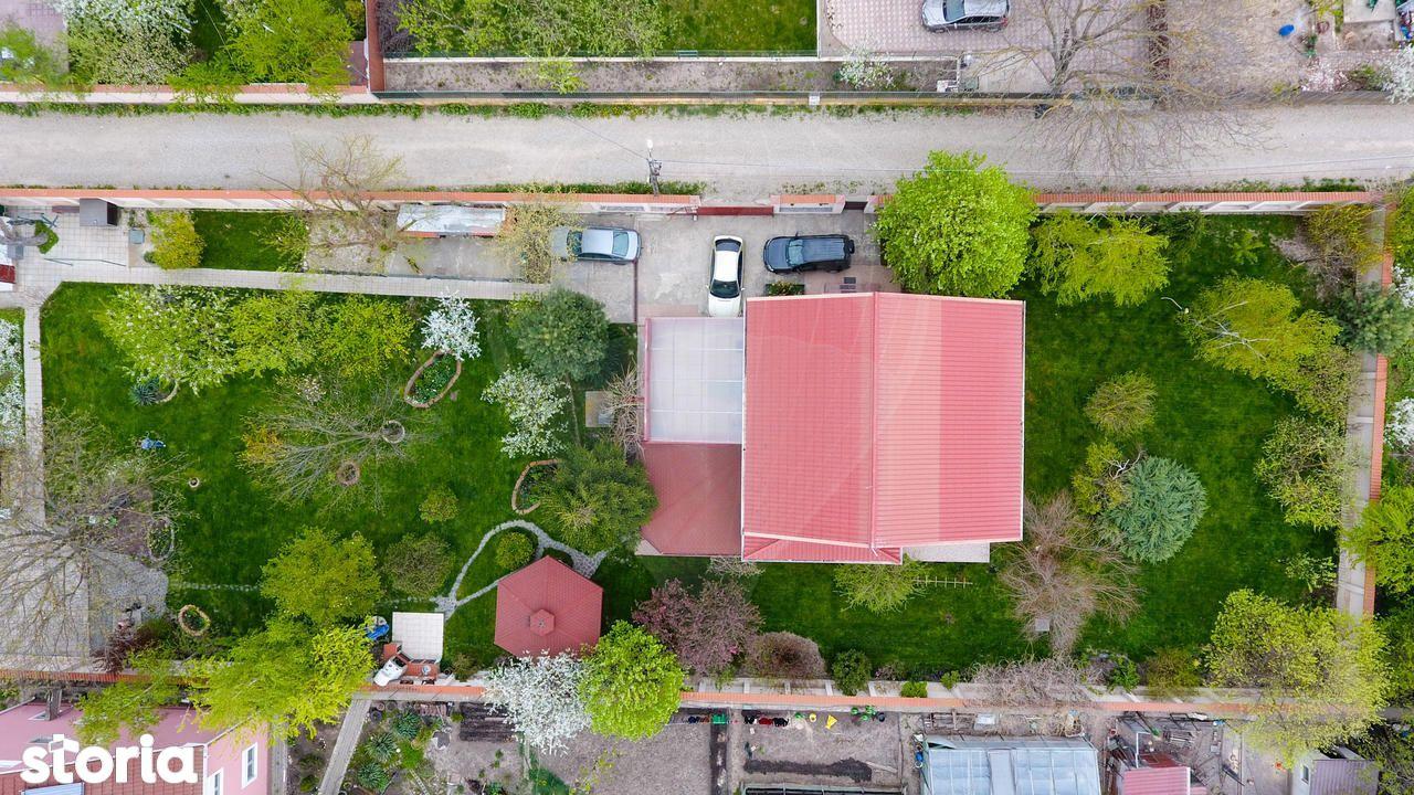 Casa de vanzare, Ilfov (judet), Strada Larisa - Foto 3
