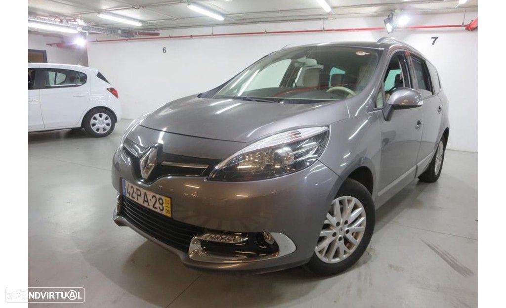 Renault Grand Scénic G.Scénic 1.5 dCi Luxe SS - 1