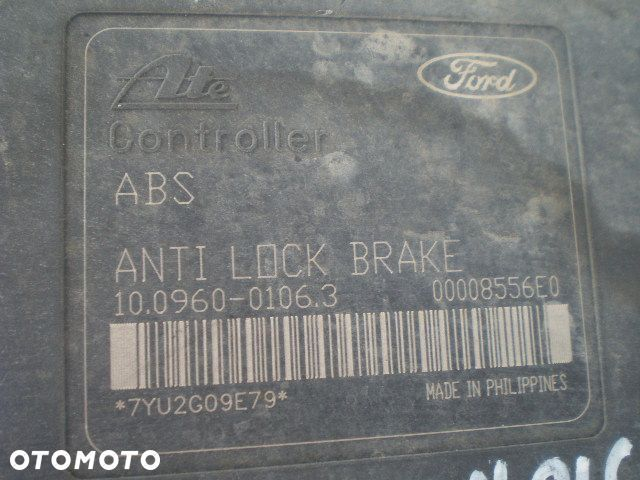 Ford Fusion Pompa ABS abs 03r 1,4 TDCI - 3