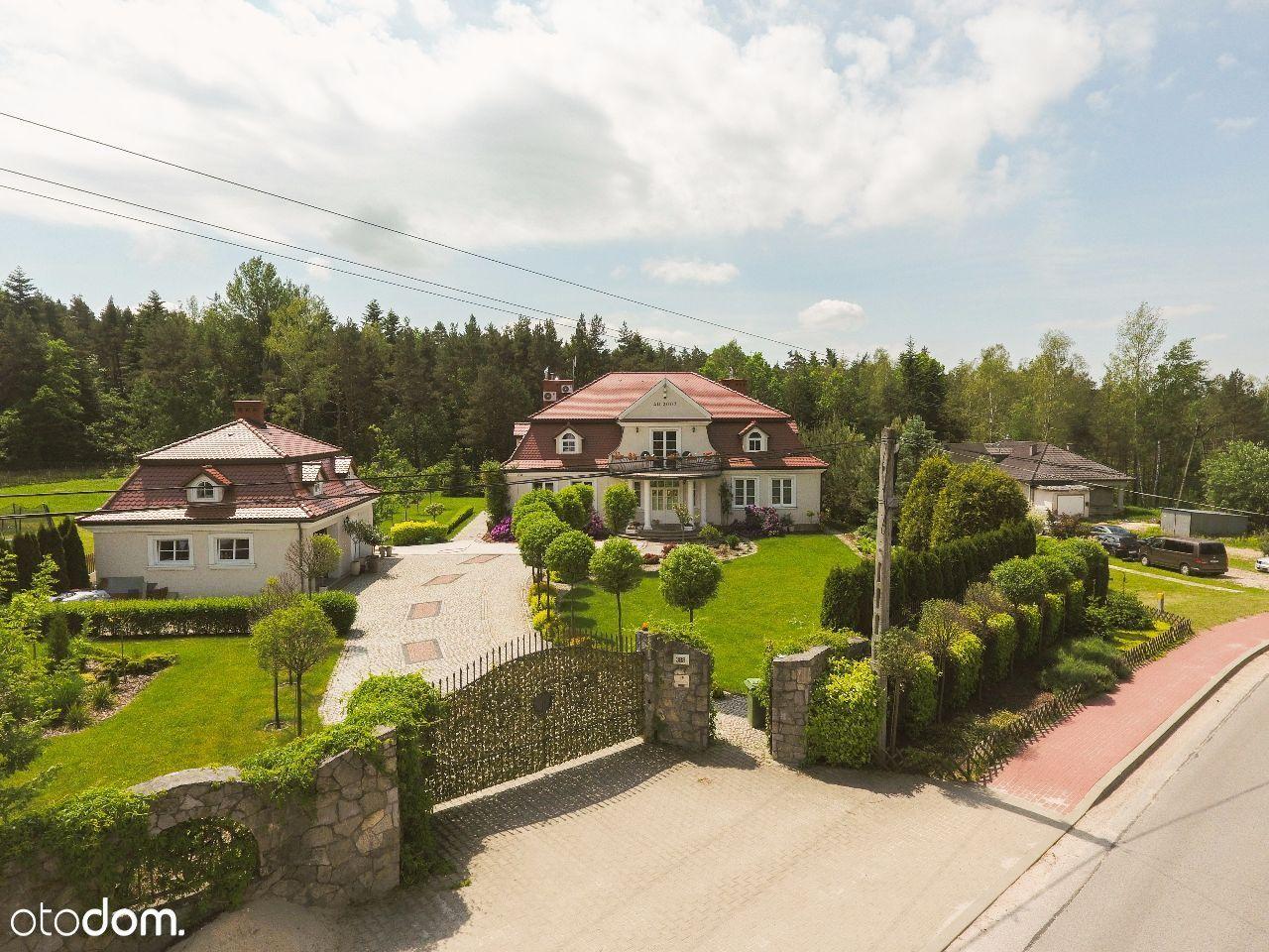 Dom na sprzedaż, Dąbrowa, kielecki, świętokrzyskie - Foto 1