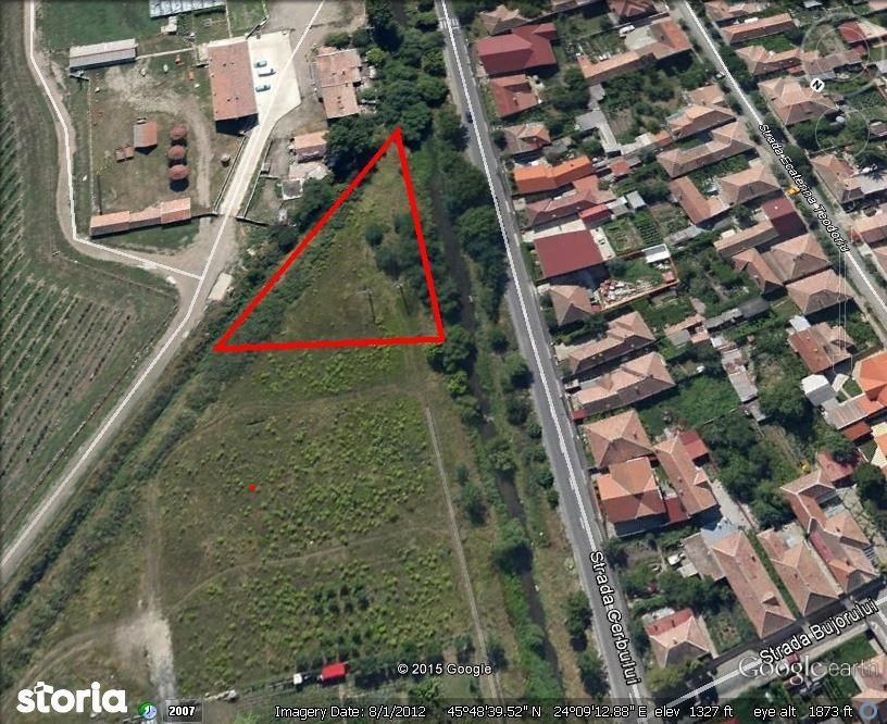 Teren de inchiriat, Sibiu (judet), Terezian - Foto 4