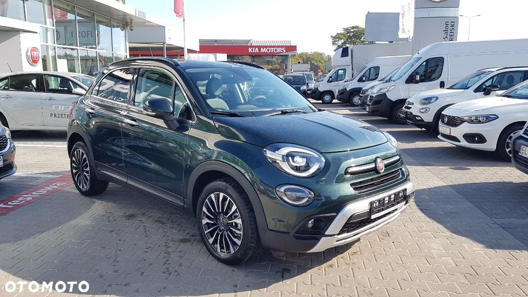 Fiat 500X City Cross 1.0 GSE 120KM DEMO! OFERTA SPECJALNA 71.900 PLN !! - 4