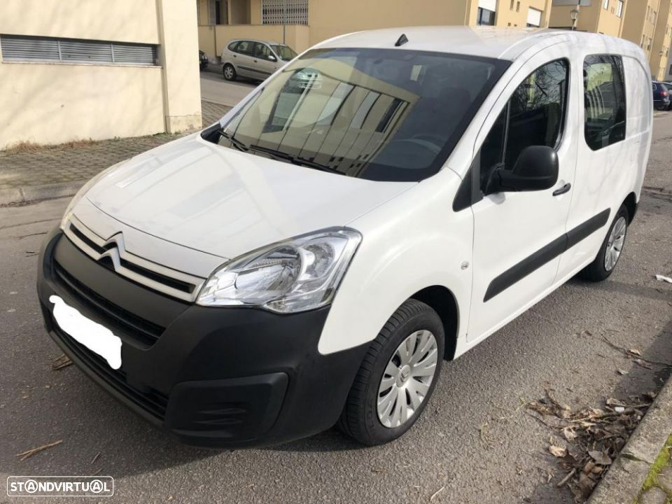 Citroën BERLINGO 1.6 HDI 100CV - 1