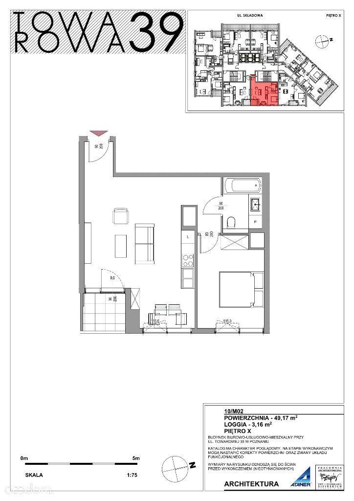 Mieszkanie na sprzedaż, Poznań, wielkopolskie - Foto 2