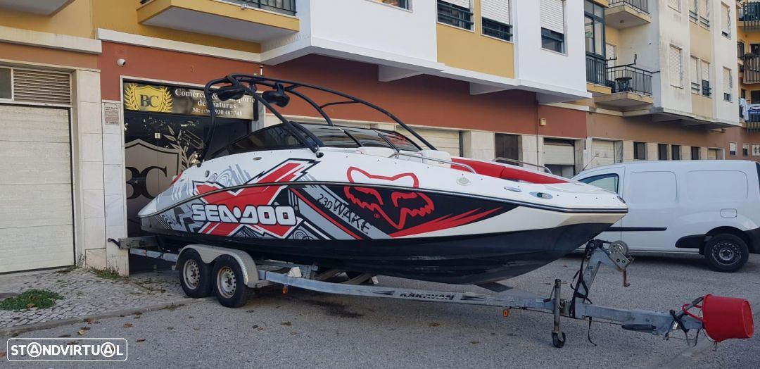 Sea-Doo Wake 230 510 hp - 1