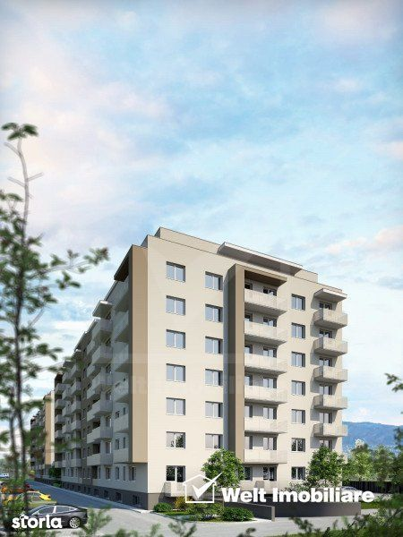 Apartament de vanzare, Cluj (judet), Floreşti - Foto 2