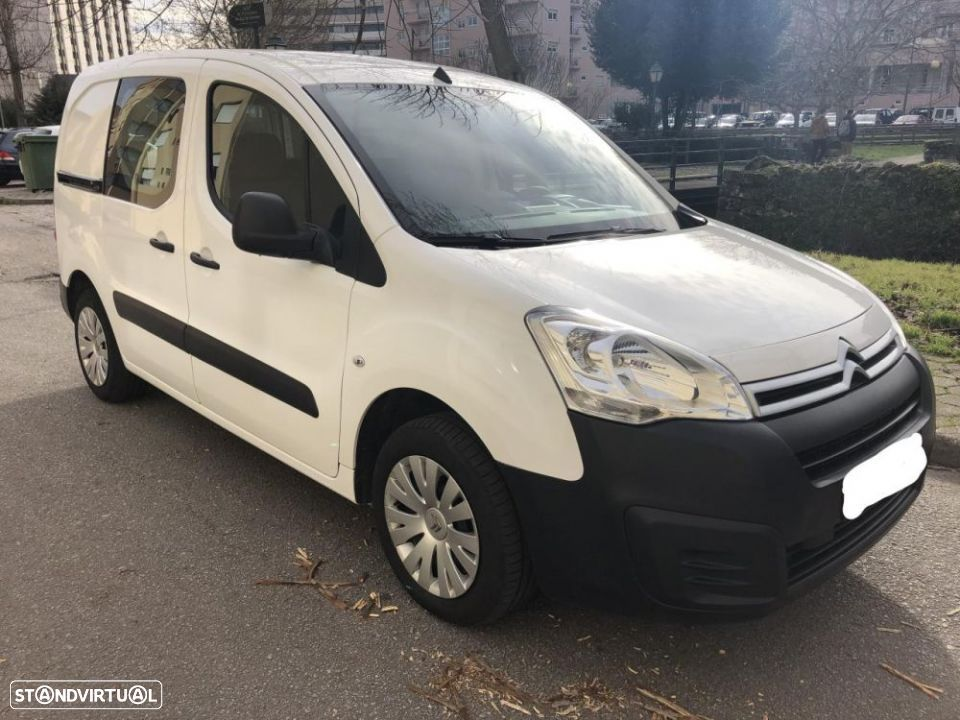 Citroën BERLINGO 1.6 HDI 100CV - 3