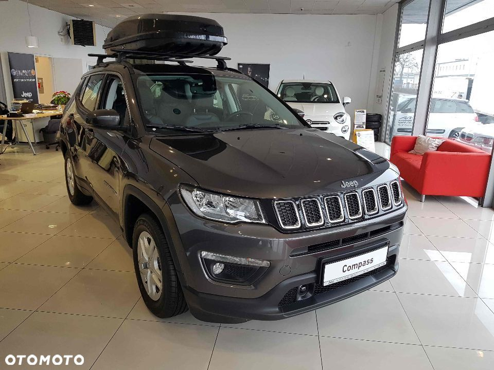 Jeep Compass Longitude 1.4 Mtair 140 KM - 3