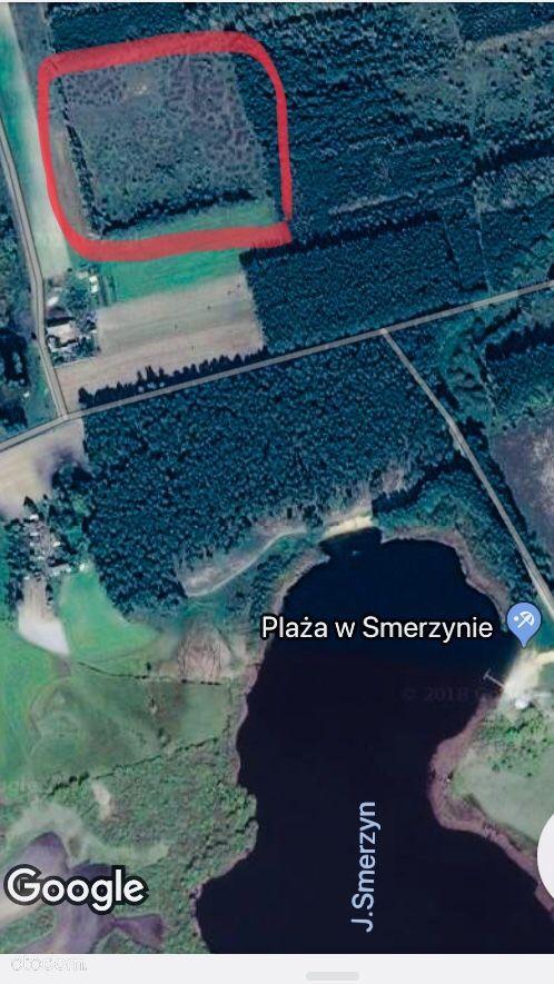 Działka na sprzedaż, Smerzyn, żniński, kujawsko-pomorskie - Foto 12