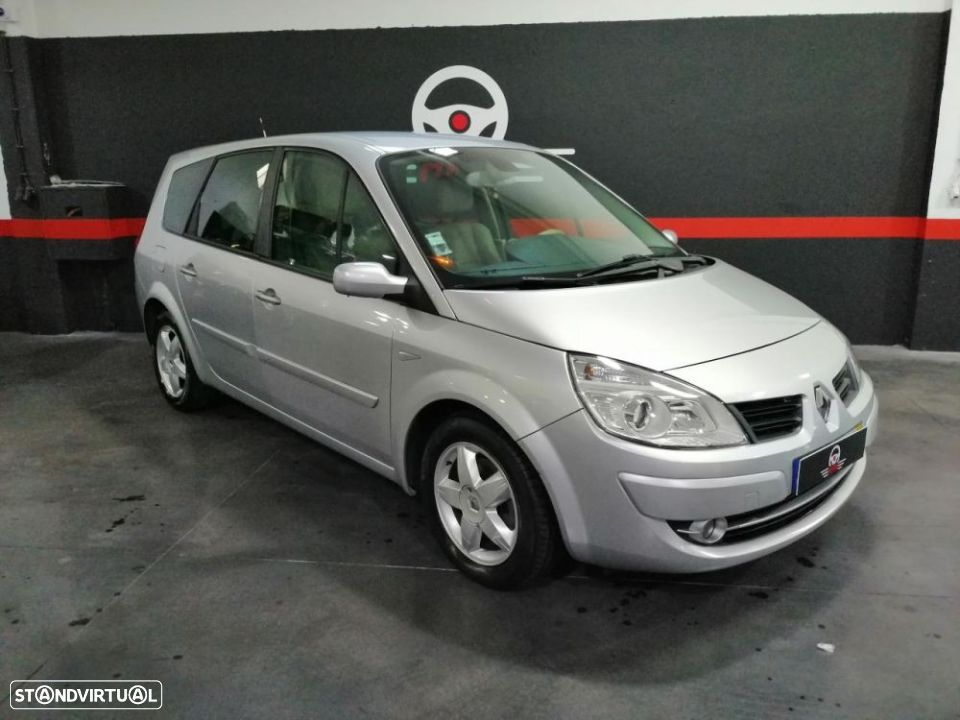 Renault Grand Scénic 1.5 dCi SL Exclusive II - 1