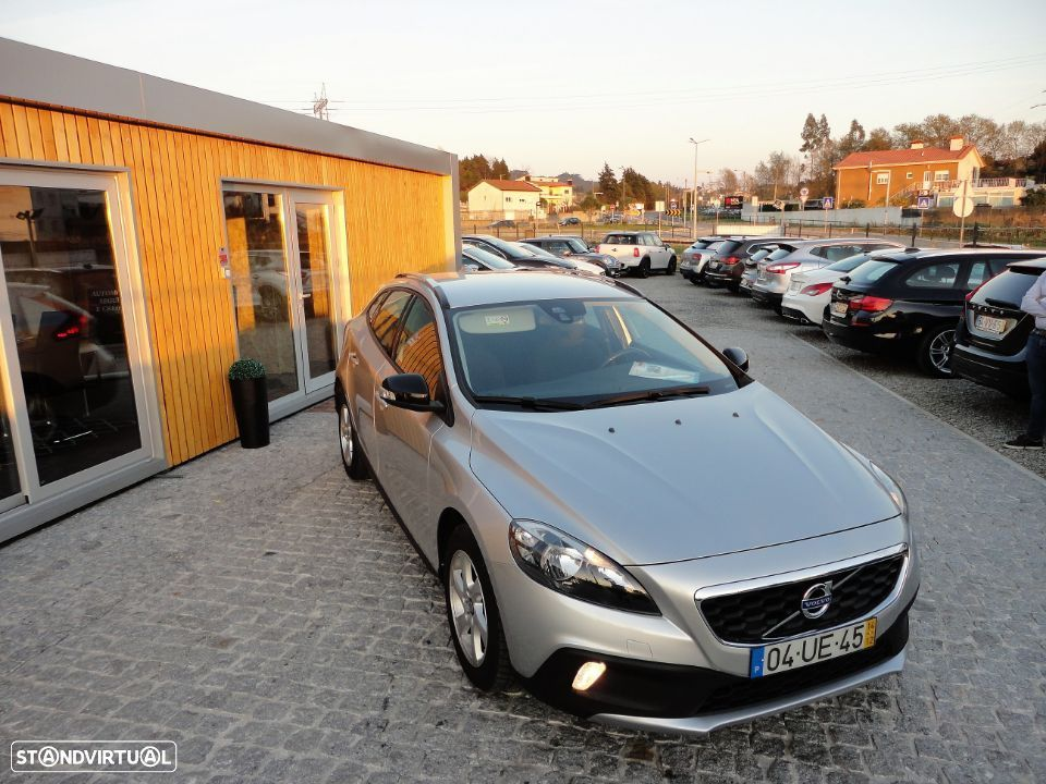 Volvo V40 Cross Country 1.6 D2 Kinetic - 22