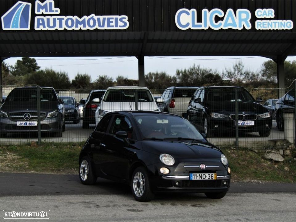 Fiat 500 1.3 16V Multijet Lounge - 1
