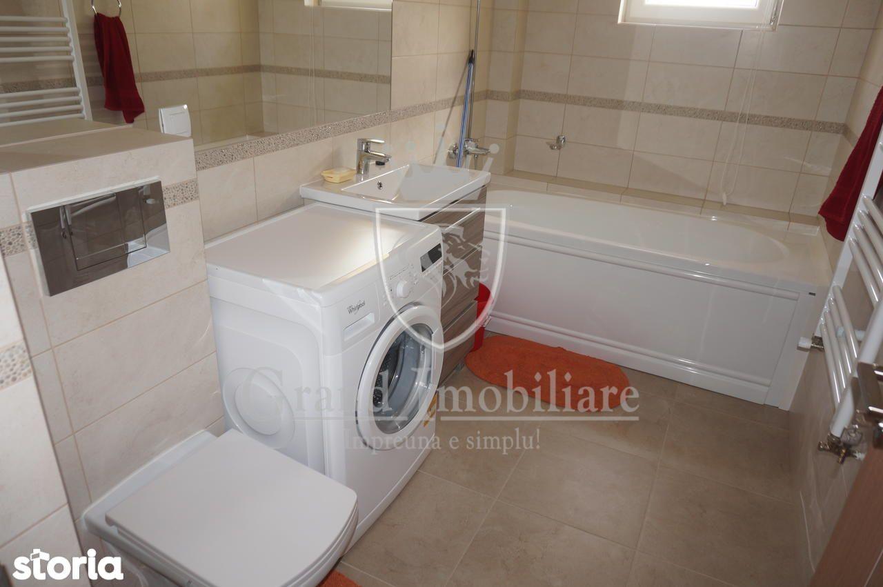 Apartament de inchiriat, Cluj (judet), Strada Ion Codru Drăgușanu - Foto 12