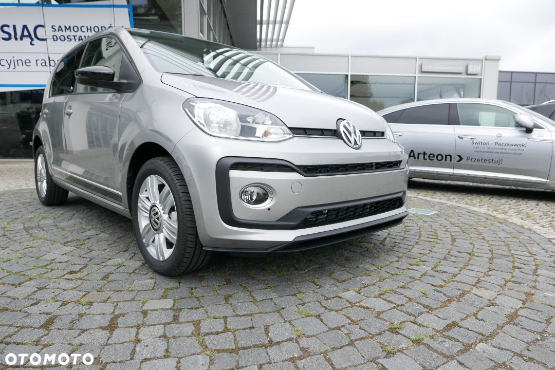 Volkswagen up! 1.0 TSI 66 kW / 90 KM manualna, 5 biegowa BEATS UP! - 1