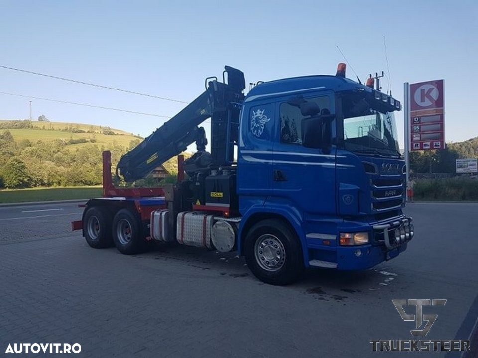 Scania R620 Manuala E5 Epsilon 290 2010 - 2
