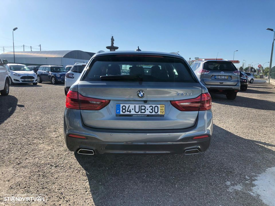 BMW 520 d Touring Pack M - 3
