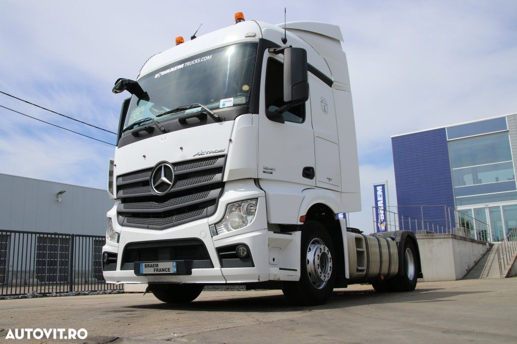 Mercedes-Benz ACTROS 1845 LS - MP4 - EURO 5 - 1