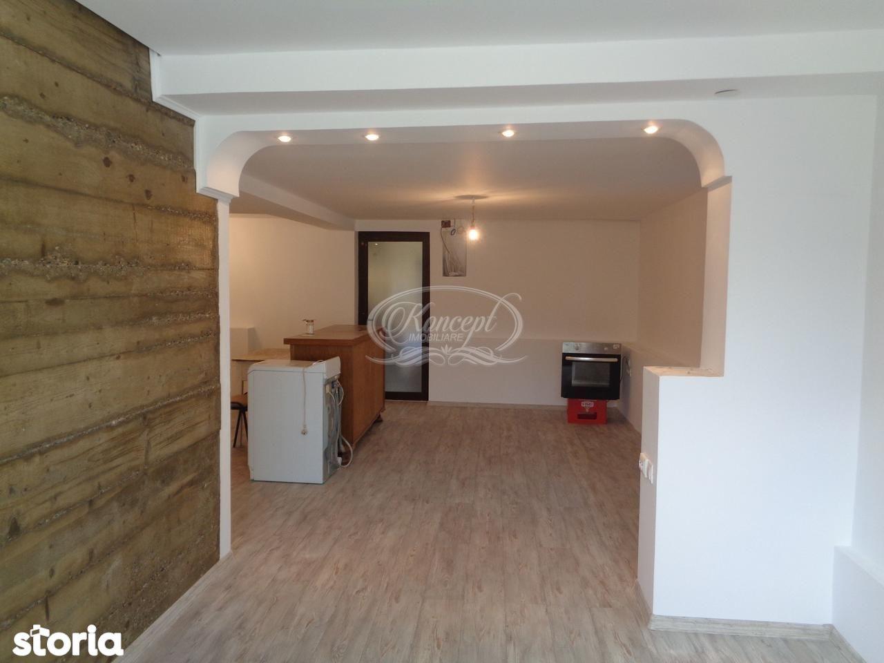 Apartament de inchiriat, Cluj (judet), Strada Jozsef Attila - Foto 1