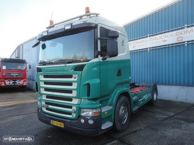 Scania R500 V8 HOLLAND TRUCK (OPTI-CRUISE WITH CLUTCH / AIRCONDITIONING) - 1